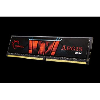G.Skill Aegis DDR4 memoria 16 GB 3000 MHz