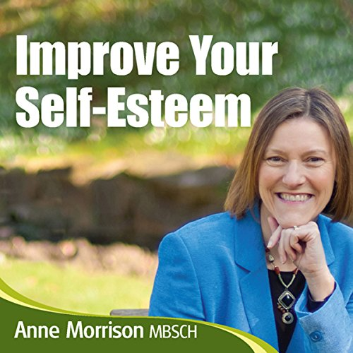Improve Your Self Esteem audiobook cover art