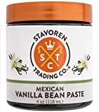 Stavoren Trading Co. - Gourmet Mexican Vanilla Bean Paste - 4oz. - Baking, Cooking, and Desserts