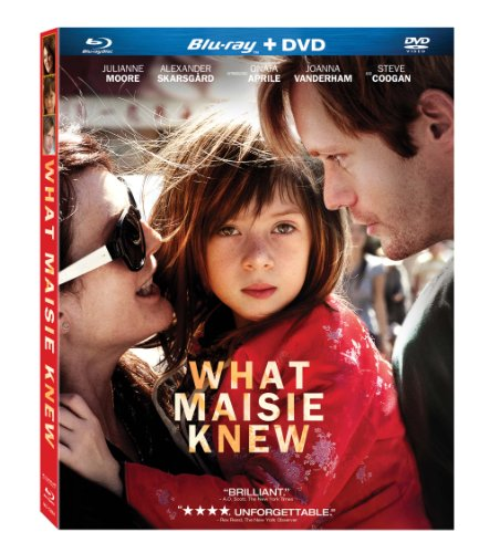 What Maisie Knew (DVD/Blu-Ray Combo)