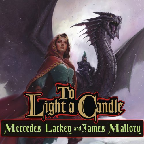 To Light a Candle audiobook cover art