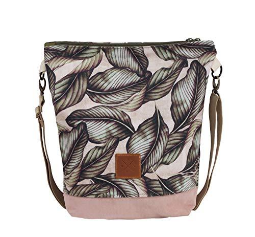Manufaktur13 Neverfull Bag - canvas, schoudertas, schoudertas in verschillende varianten, handtas, buideltas, vrijetijdstas