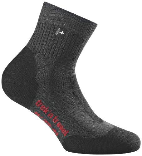 Rohner Socken Wellness Trek\'n Travel, Anthrazit, 42-44, 62_0112
