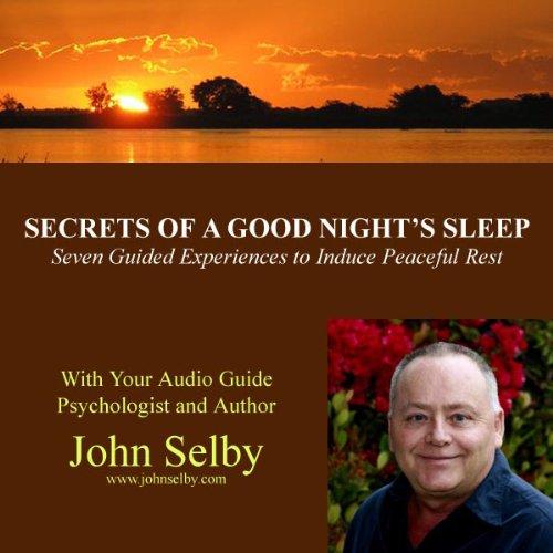 Sleep Well Tonight audiobook cover art