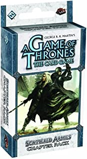 A Game of Thrones the Card Game Expansion Scattered Armies Chapter Pack