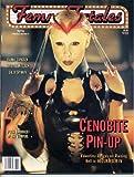Femme Fatales Magazine CENOBITE James Bond 007 FAMKE JANSSEN Hellraiser NICOLE GREY Spring 1995