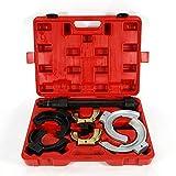 SHIOUCY Kit compresor de muelles McPherson sistemas de amortiguador para Audi, BMW, Toyota, Ford, etc.