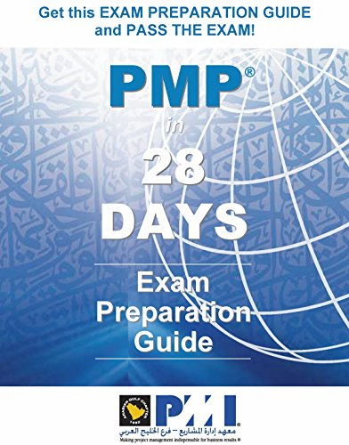 PMP in 28 Days: Exam Preparation Guide (English Edition)
