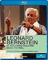 Leonard Bernstein at Schleswig Holstein Musik [Blu-ray]