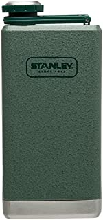 NEW STANLEY ADVENTURE SERIES HIP FLASK 236ml Stainless Steel BLUE OR GREEN