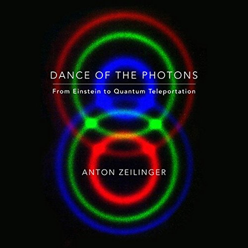Dance of the Photons audiobook cover art