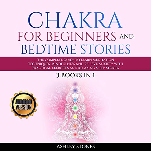 Chakra for Beginners and Bedtime Stories cover art