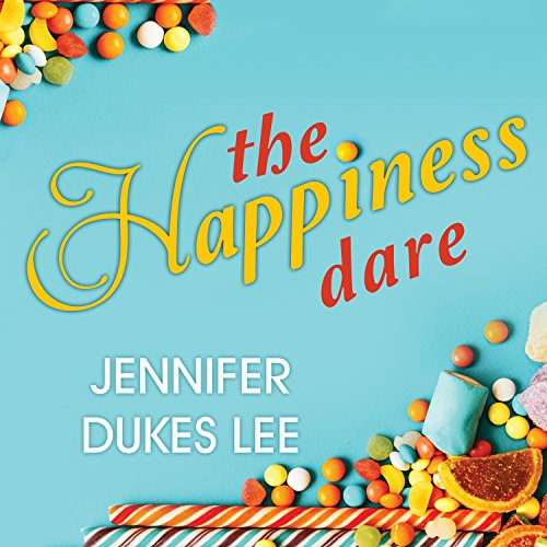 The Happiness Dare audiobook cover art