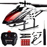 Ycco 2,4 GHz de control remoto de los aviones de carga mini helicóptero modelo eléctrico del avión Kids' Mejor Año Nuevo Navidad de los niños RC Avión regalo del rompecabezas del juguete de interior a