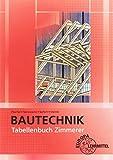 Tabellenbuch Zimmerer: Tabellen - Formeln - Regeln - Bestimmungen - Ingo Nennewitz