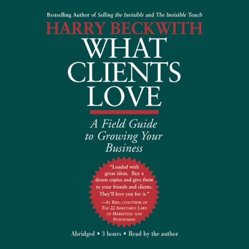 What Clients Love cover art