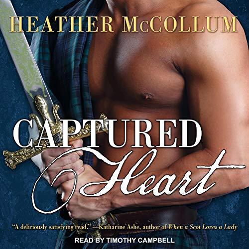 Captured Heart: Highland Hearts Series, Book 1