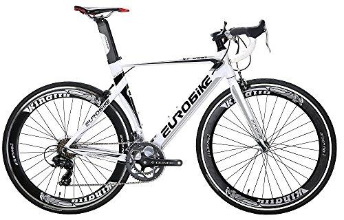 Eurobike Road Bike XC7000 14 Speed Light Aluminum Frame 700C Road Bicycle