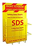 SDS Compliance Center - Bilingual Right to Know Station - 2