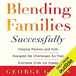 Blending Families Successfully audiobook cover art
