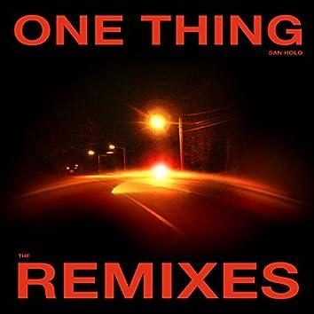 One Thing (Remixes Vol. 2)
