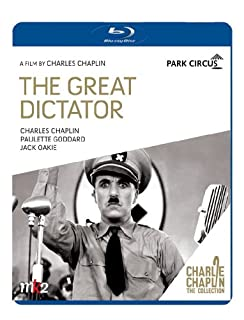 The Great Dictator [1940] [Blu-ray] (B0038AL7RE) | Amazon price tracker / tracking, Amazon price history charts, Amazon price watches, Amazon price drop alerts