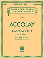Concerto No. 1 in a Minor (Schirmer's Library of Musical Classics)