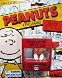 RARE! Peanuts Lucy Psychiatric Help Mood Booth- The Doctor Is In - Key Clip, Keychain