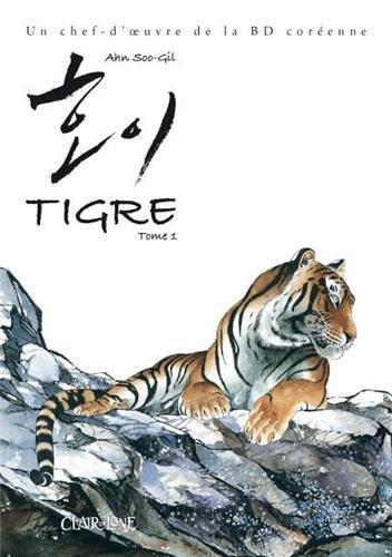 Tigre, Tome 1 : Le Gardien de la grande nature
