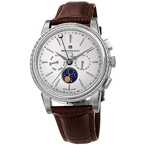 Bruno Magli Men's Limited Edition Swiss Made...