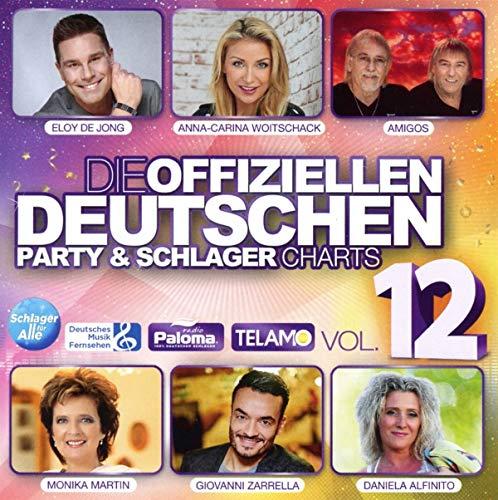 Die offiziellen deutschen Party & Schlager Charts, Vol. 12