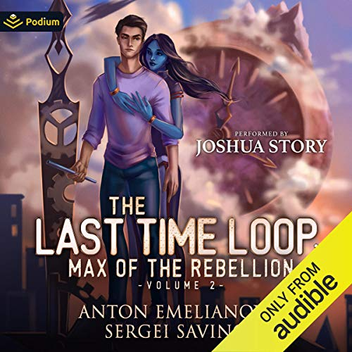 Page de couverture de Max of the Rebellion 2