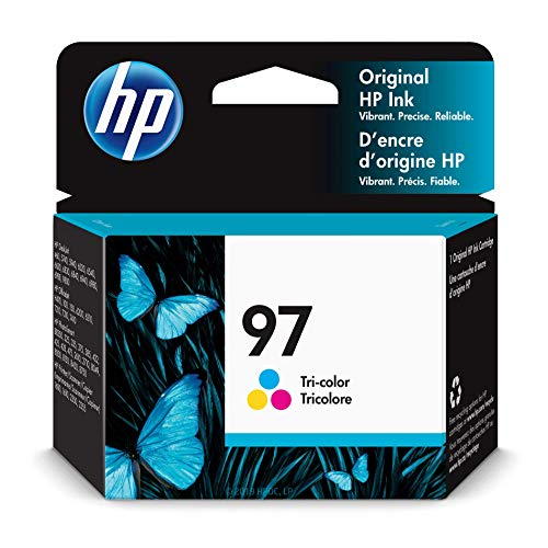 HP 97 | Ink Cartridge | Tri-color | C9363WN