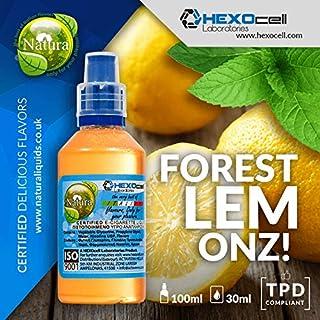E LIQUID PARA VAPEAR - 30ml Forest Lemonz (Limón y una pequeña menta) Shake