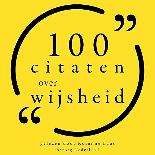 100 citaten over wijsheid Titelbild
