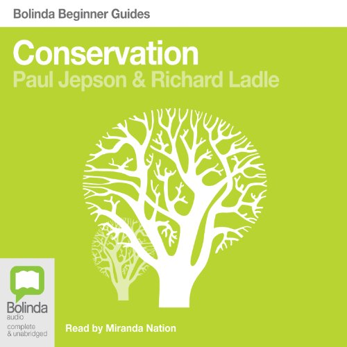 Conservation: Bolinda Beginner Guides audiobook cover art