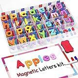 Gamenote Classroom Magnetic Alphabet Letters...
