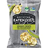 Off the Eaten Path Rice, Peas, Black Beans Veggie Crisps - 20 oz. Bag