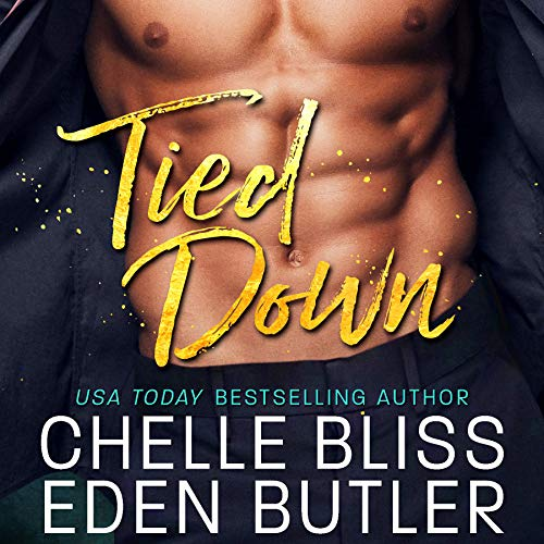 Tied Down audiobook cover art