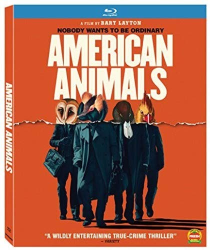 American Animals [Blu-ray]