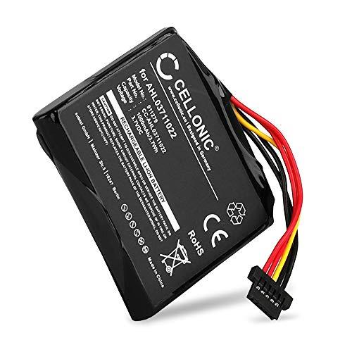CELLONIC Batería de Repuesto AHL03711022 VF6M Compatible con Tomtom Go Live 1530   GO Live 825   GO Live 820, 1000mAh Accu GPS Pila sustitución Battery