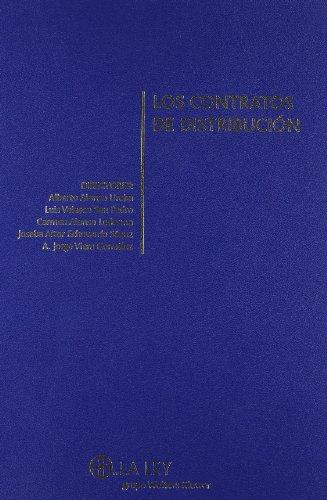 Los contratos de distribución (Monografías de la Revista de Derecho de Competencia y Distribución)