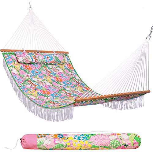 Quilted Swing with Pillow
