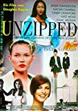 Unzipped - Cindy Crawford - Naomi Campbell - Filmposter A3