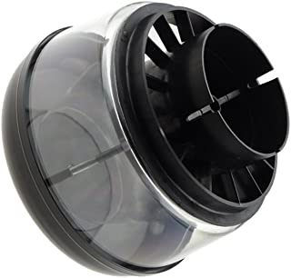 Universal 4x4 Off Load Snorkel Pre-Cleaner Air Intake Ram 3.5 inches Inlet
