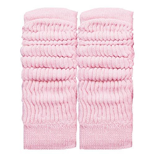 Toocool Handstulpen, Ballettstulpen, warm, unisex, Winter LO-LW01, 83293-71-387-1, Pink, 83293-71-387-1 One size