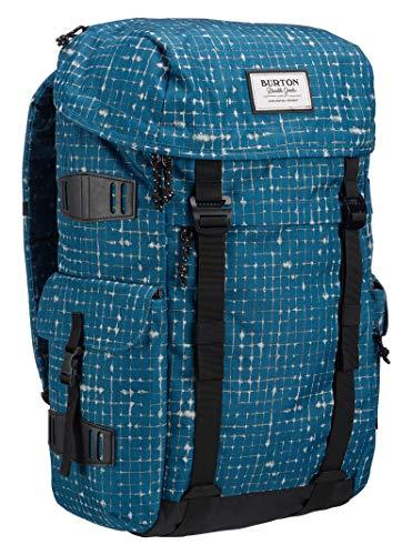Burton Annex Backpack - Blue Sapphire Ripstop Texture Print