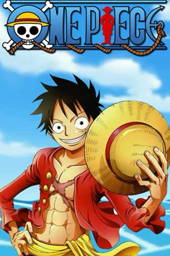 """One Piece Notebook: ONE PIECE Journal for Writing 