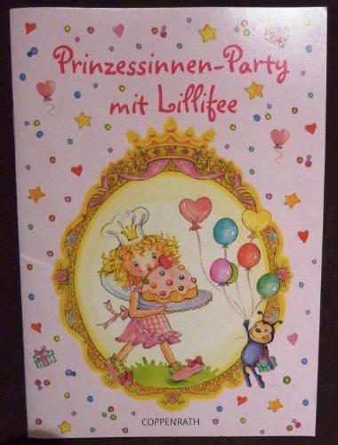 Prinzessin Lillifee - Party mit Lillifee, für 8 kleine Prinzessinnen ab 6 Jahre