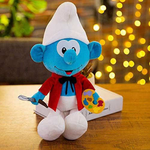 QIERK Puffi Peluche, Bambole per Bambini, Souvenir per Bambole, Regali di Compleanno, Bambole Cuscino
